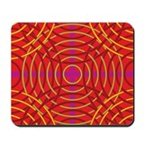 Geometric Design #5 Mousepad