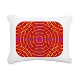 Geometric Design #5 Rectangular Canvas Pillow
