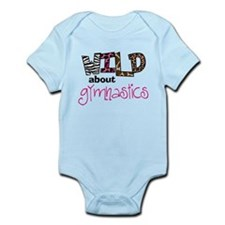Wild about Gymnastics Body Suit