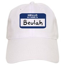 Hello: Beulah Baseball Cap