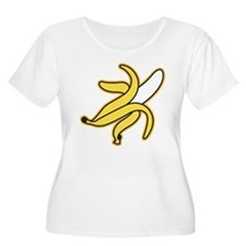 Big Banana Plus Size T-Shirt