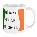Cute Irish brigade Mug