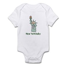 New York Baby Infant Bodysuit