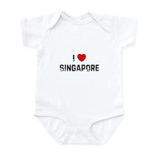 I * Singapore Infant Bodysuit