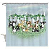 So Many Chihuahuas Shower Curtain