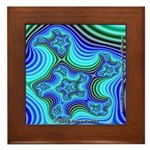 Fractal S~11 Framed Tile