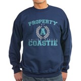 Cute Silent ranks coast guard wife Sweatshirt