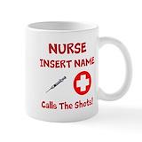 Nurse Coffee Mugs