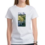 Tai Chi Principles: <br>Root/Flow<br> Women's Tee