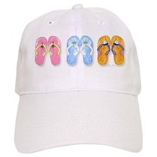 Unique Hawaiian coast Baseball Cap