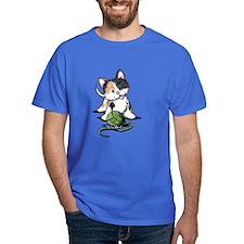 Playful Calico Kitten T-Shirt