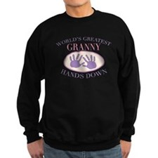 Cute World's best granny Sweatshirt