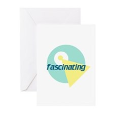 Fascinating Greeting Cards (Pk of 10)