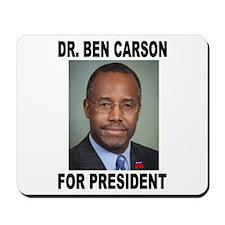 BEN CARSON Mousepad