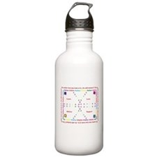 Autism Any Way You Look At It Water Bottle