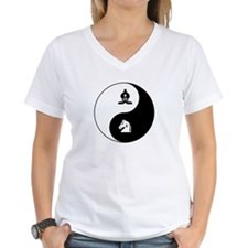 Bishop-Knight yin yang Shirt