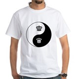 King-Queen yin yang Shirt