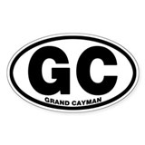 Grand Cayman Decal