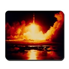 Mousepad - Night launch of Apollo 17