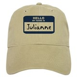 Hello: Julianne Hat