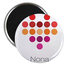 I Heart Nona Magnet