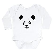 panda bear teddy bär Body Suit