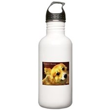 I Support Rescue Water Bottle