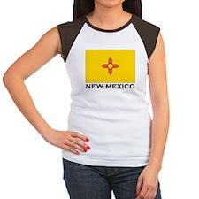 New Mexico Flag Stuff Tee