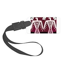Native_Rug Luggage Tag