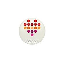 I Heart Selena Mini Button (10 pack)