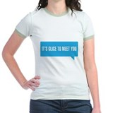 Bieber It's Glice To Meet You SNL T-Shirt