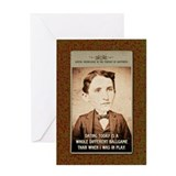 Marty Klondike-Dating Today funny card