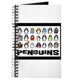 Cool Penguin Journal