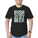 Irish Buy Me A Beer T