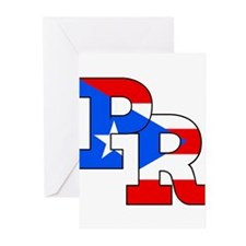 Puerto Rico Greeting Cards (Pk of 20)