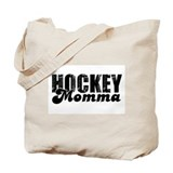 Hockey Mamma Tote Bag