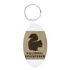 Cute Squirrel whisperer Keychains