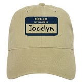 Hello: Jocelyn Cap
