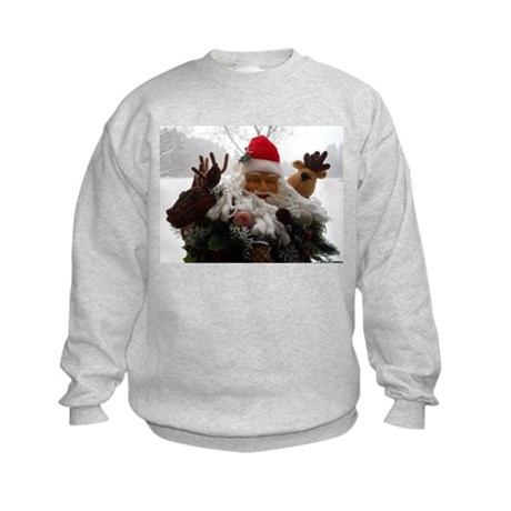 What You Looking At Santa ? Sweatshirt