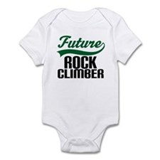 Future Rock Climber Infant Bodysuit