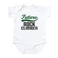 Future Rock Climber Onesie