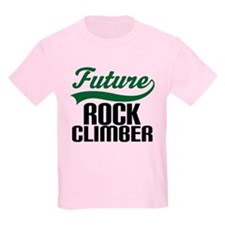 Future Rock Climber T-Shirt