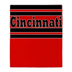 Cincinnati Stadium Blanket