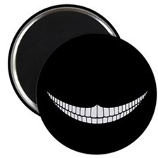 """Cheshire Grin 2.25"""" Magnet (10 pack)"""
