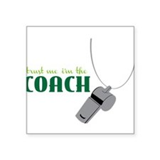 Coach Sticker