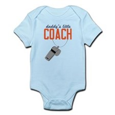 Daddy's Little Coach Body Suit