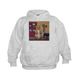Stephanie Woodhill Whiskers Hoody