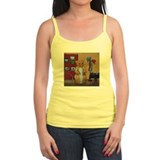 Stephanie Woodhill Whiskers Tank Top