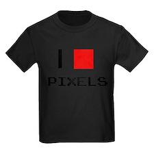 I love pixels T-Shirt
