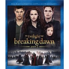 The Twilight Saga: Breaking Dawn - Part 2 [Blu-ray